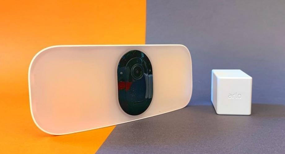 Arlo Pro 3 Floodlight im Test: Akku-Kamera mit Flutlicht
