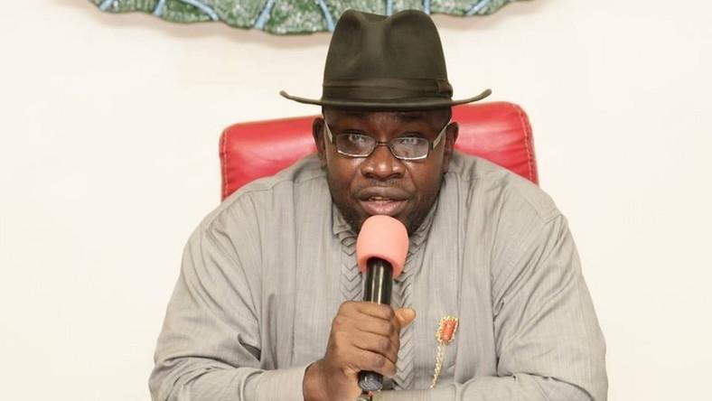 Governor Seriake Dickson of Bayelsa state.