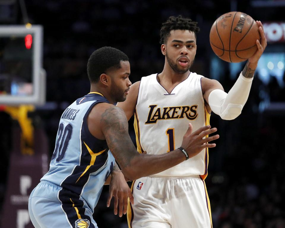 9. Los Angeles Lakers, wartość 3 mld dol., 11 proc. (NBA)
