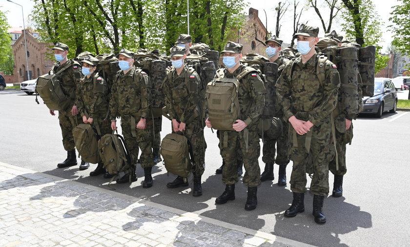 Kolejni terytorialsi rozpoczęli szkolenia