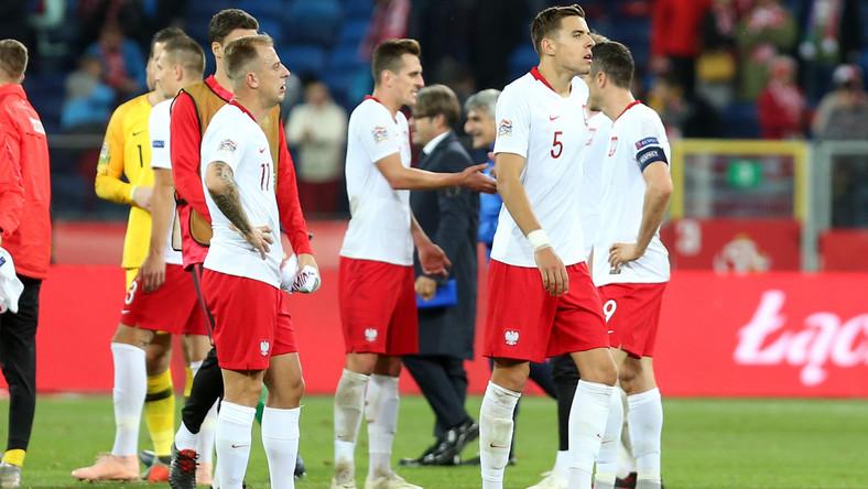 954ff1ef0 Ranking FIFA: Polska spada na 21. miejsce - Październik 2018 - Piłka ...