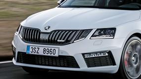 Skoda Octavia RS po face liftingu. Co się zmieniło?