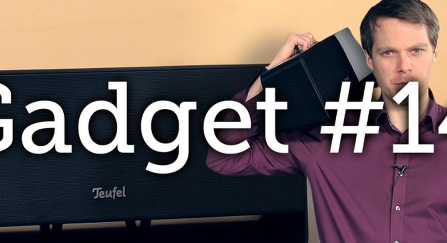 Gadget der Woche #14: Teufel Boomster (mit Verlosung)