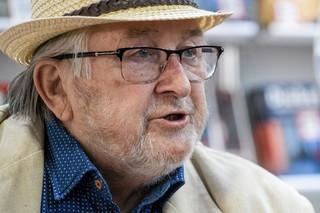 Kazimierz Kutz: Patrzę na człowieka i widzę go w 50 rolach