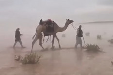 Saudijska arabija, kiša, nevreme, sc youtube
