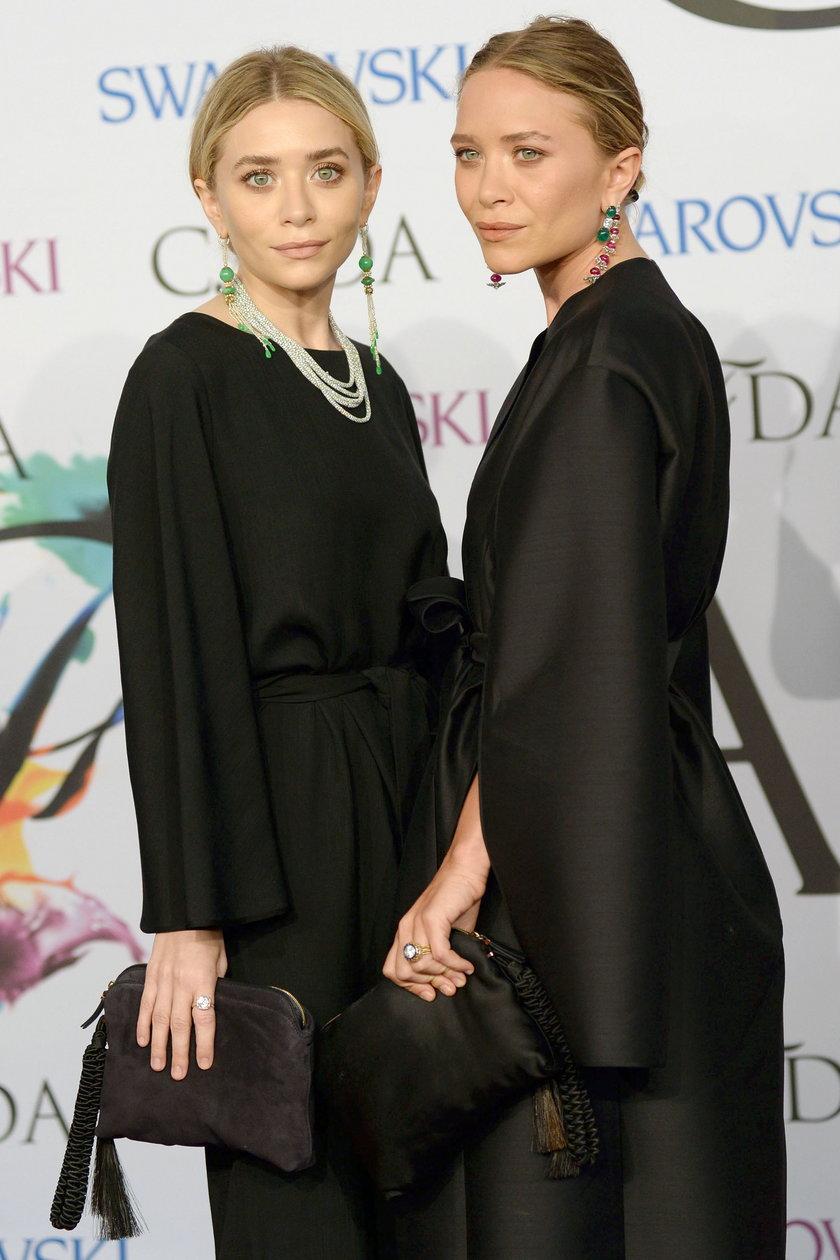 Ashley Olsen z siostrą
