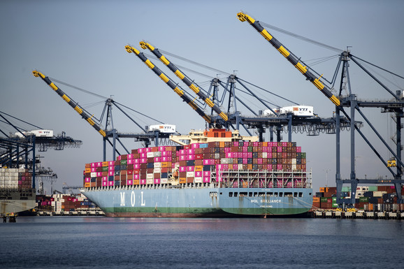 Izvoz pati usled trgovinskog rata