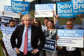 Johnson, Hunt oraz reszta ojców chrzestnych brexitu