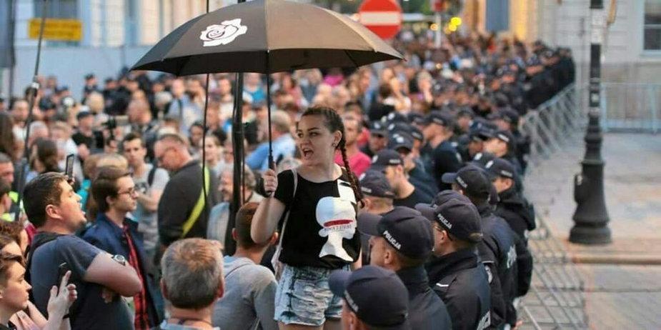 Zdjęcie: Ogólnopolski Strajk Kobiet FB