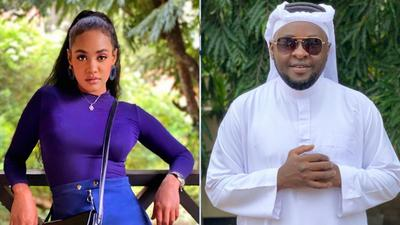 Tanasha Donna's response after Ray C asked her to sue radio presenter claiming to have fathered her son