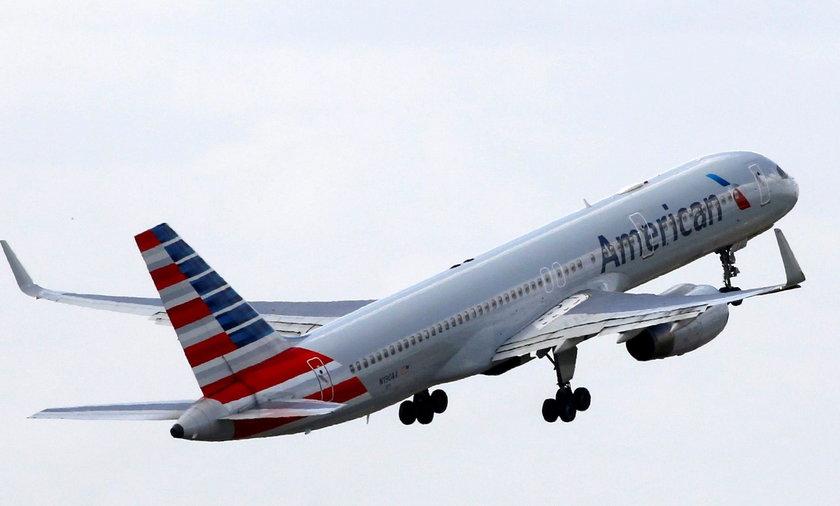 USA. Pilot American Airlines zmarł tuż przed lądowaniem w Albuquerque