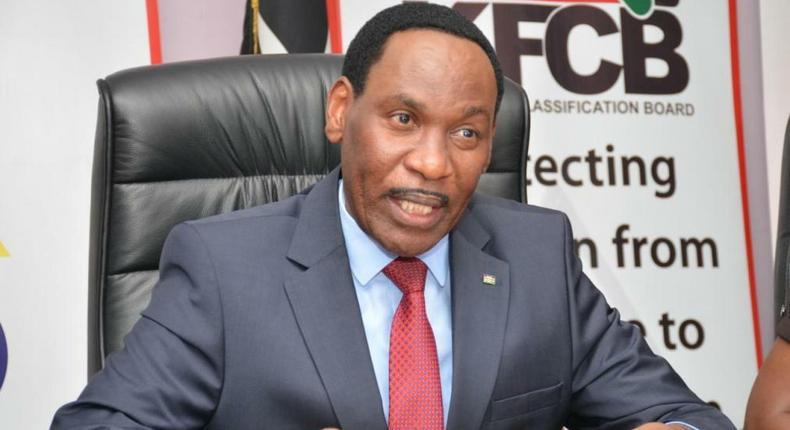 A lockdown is a bad idea – Ezekiel Mutua Chief Executive Officer of KFCB
