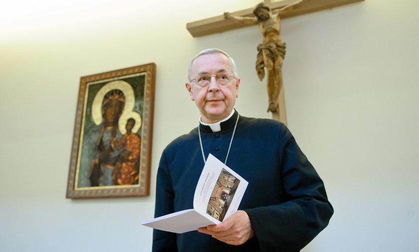 arcybiskup Stanislaw Gadecki