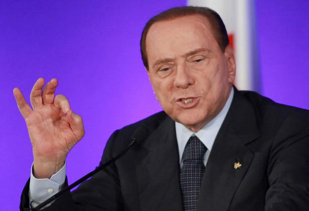 Silvio Berlusconi - może się zdarzyć, że wróci do władzy