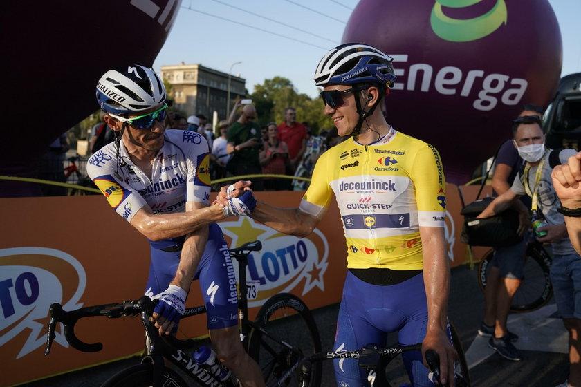 RemcoEvenepoel wygrał 77. edycję Tour de Pologne