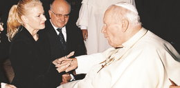 Papieża spotkała dwa razy! Kożuchowska ma szczęście