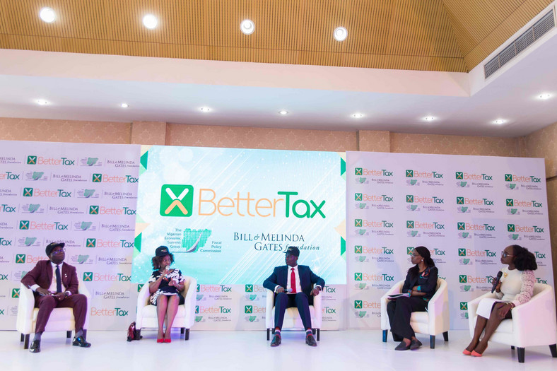 Panel session at the NESG's Citizen Perception Report and BetterTax launch