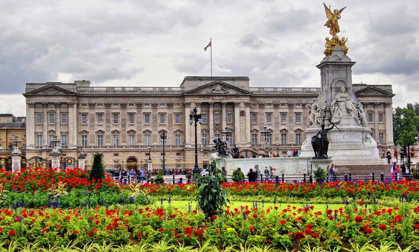 Pałac Buckingham to droga atrakcja turystyczna. Kosmiczna cena za bilet
