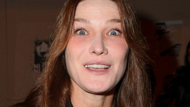 Jej twarz od dłuższego czasu zmienia się na niekorzyść