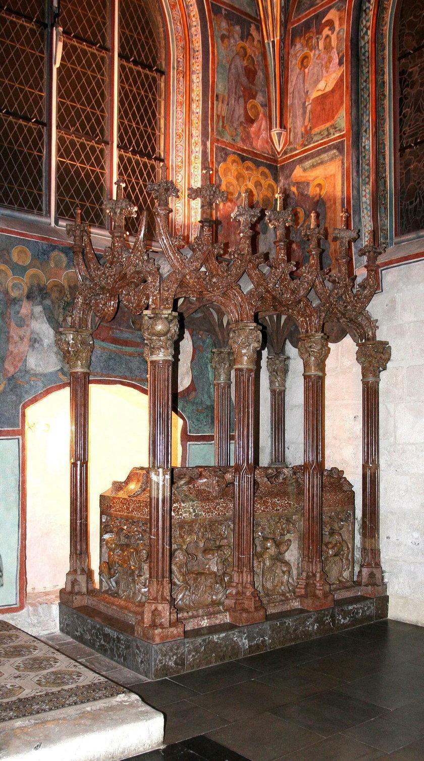 Kaplica Świętokrzyska w Katedrze Wawelskiej