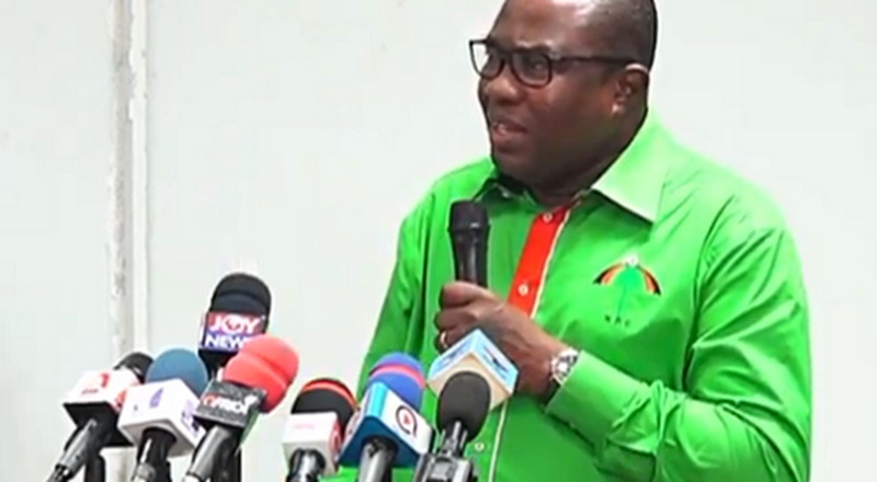 Vote No in the referendum on the election of MMDCEs - NDC to Ghanaians