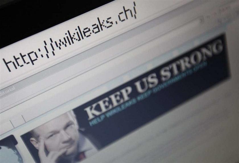 WikiLeaks: Polska zdradziła!