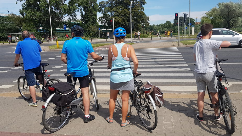 W październiku br. rowerzyści w Rzeszowie będą mogli korzystać z buspasów