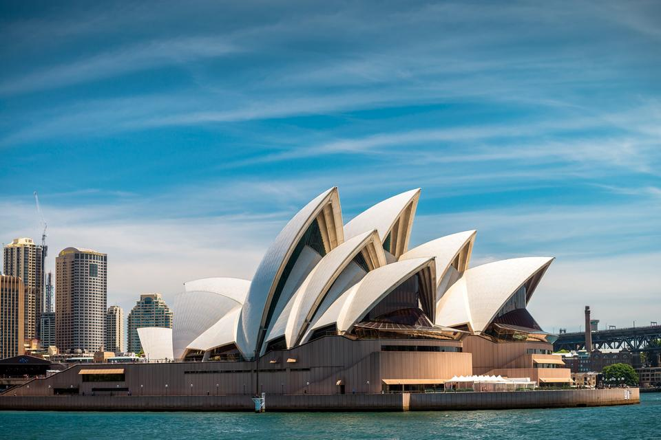 12. Sydney, Australia