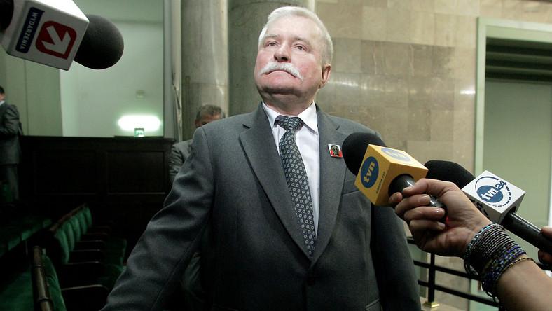 TVP nie pokażę uroczystości u Lecha Wałęsy