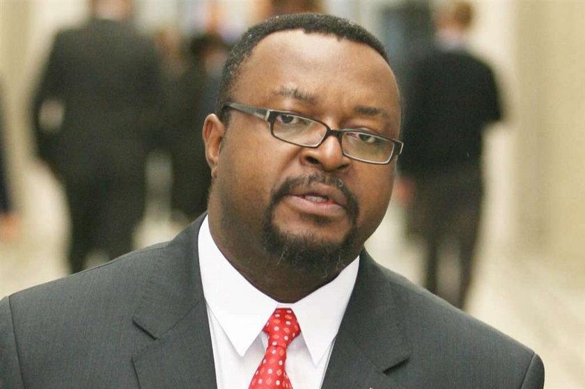 Polsko-nigeryjski poseł pogardził schabowym