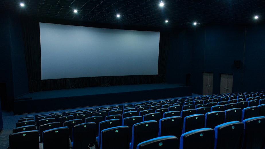 Puste kino