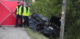 Makabryczny wypadek w Miedzianej Górze. Trzy kobiety i dwuletnia dziewczynka nie żyją