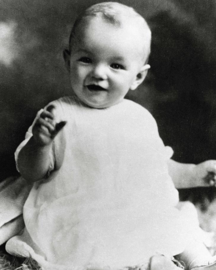 Nehéz gyerekkora volt Marilyn Monroe-nak /Fotó: Profimedia