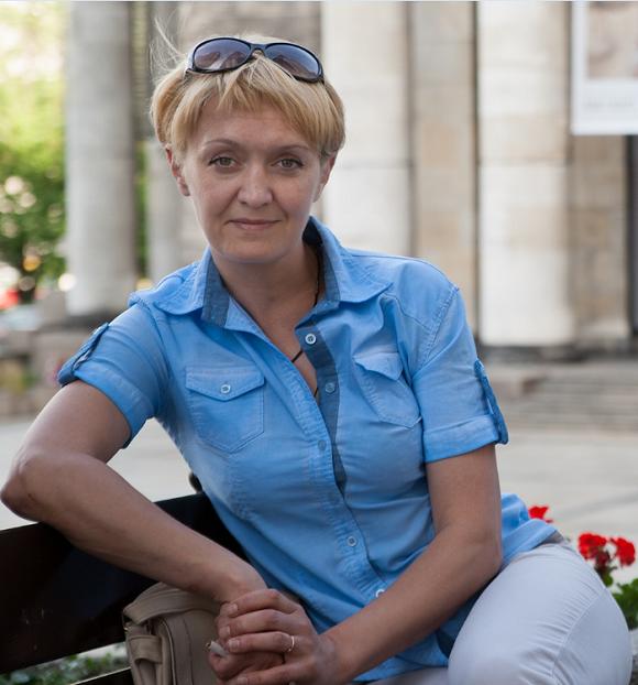 Poszukiwana Natalia Gavorun