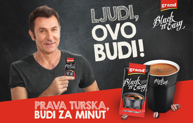 Black'n'Easy - Ljudi, ovo budi!