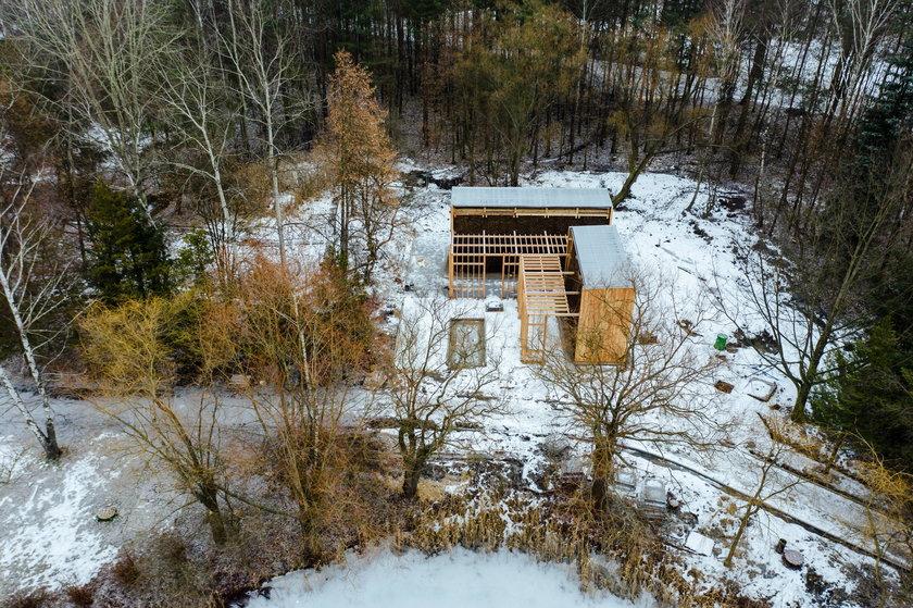 W Sosnowcu kończą budowę dwóch tężni
