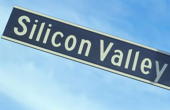 Znak za ulazak u Silicijumsku dolinu
