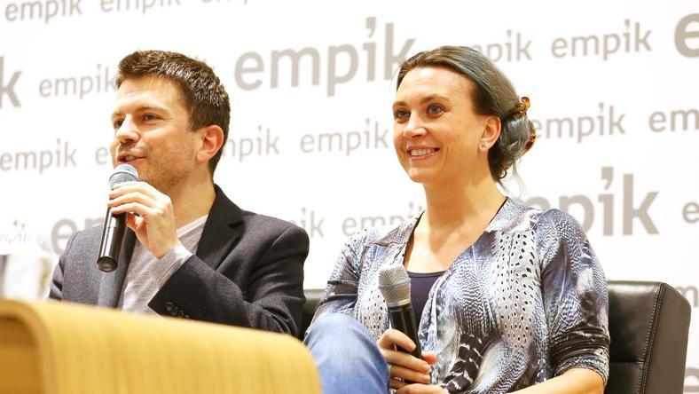 Camilla Lackberg odwiedziła Polskę