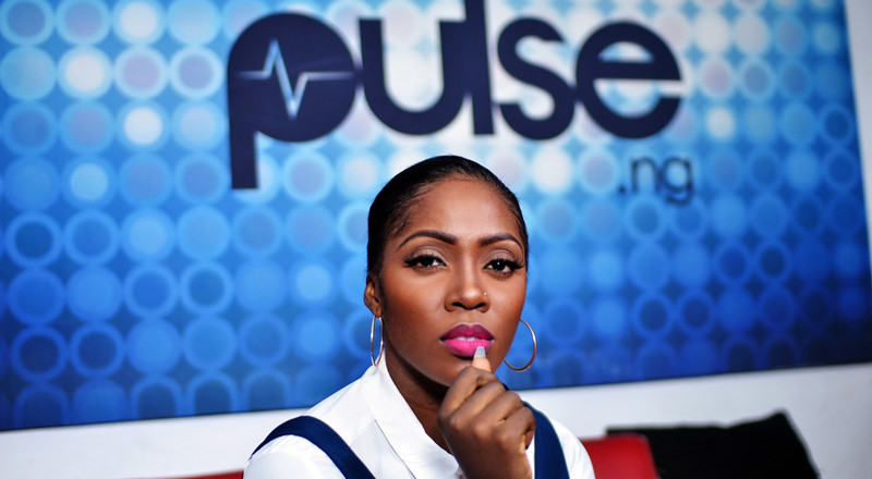 Tiwa Savage says she might go naked in her next video