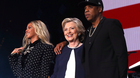 30 celebrities who love and endorse Hillary Clinton