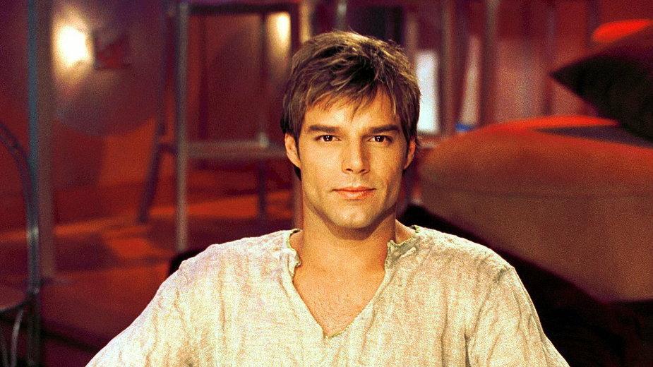 Ricky Martin w 2000 r.