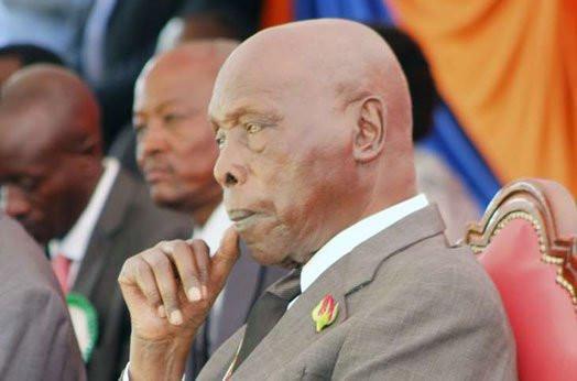 File image of retired President Daniel Toroitich Arap Moi