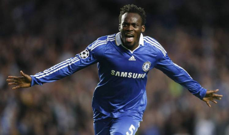 Ghanaian players who have received major FIFA recognition
