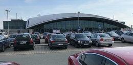Zapłacimy za parkowanie na lotnisku Rzeszów-Jasionka