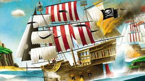 Bitwa o Tortugę - prosta i szybka przygoda w pirackich klimatach