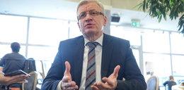 Prezydent Poznania apeluje: nie wrzucajcie tego do toalety!