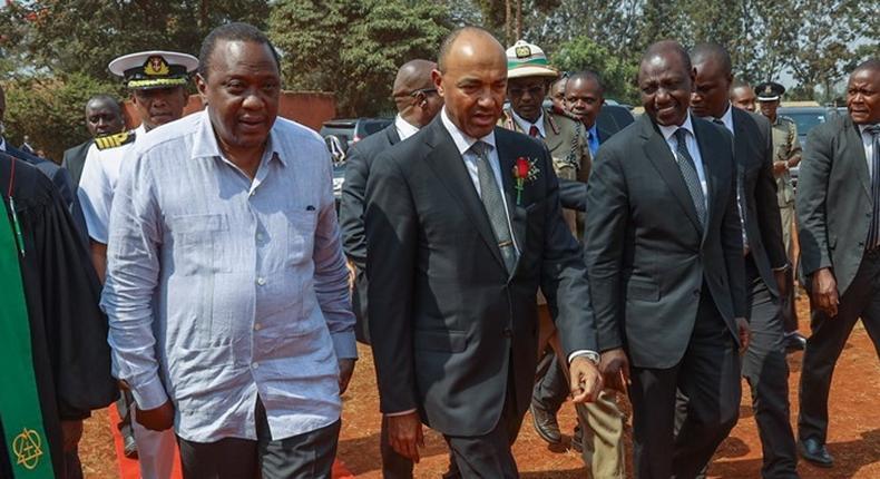 Raila  Odinga endorses Peter Kenneth amid calls for President Uhuru Kenyatta to appoint him Treasury CS