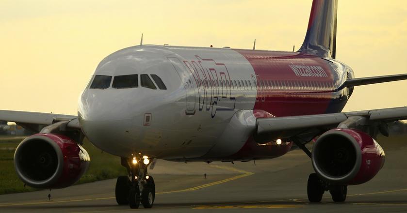 Wizz Air planuje przewieźć w Polsce w 2018 r. co najmniej 10 mln pasażerów