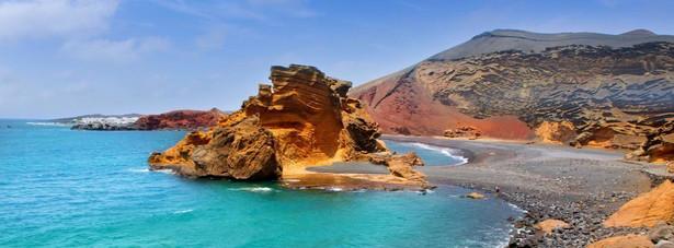 9. Większą popularnością turystów, którzy planują swój urlop w najbliższym czasie cieszy się Lanzarote.