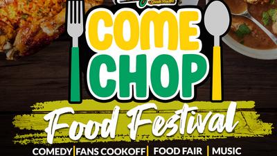 Wazobia Fm Come Chop Food Festival 2021